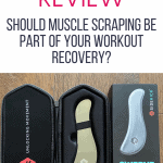 sidekick tool muscle scaper with text overlay sidekick tool review should muscle scraping be part of your workout recovery?
