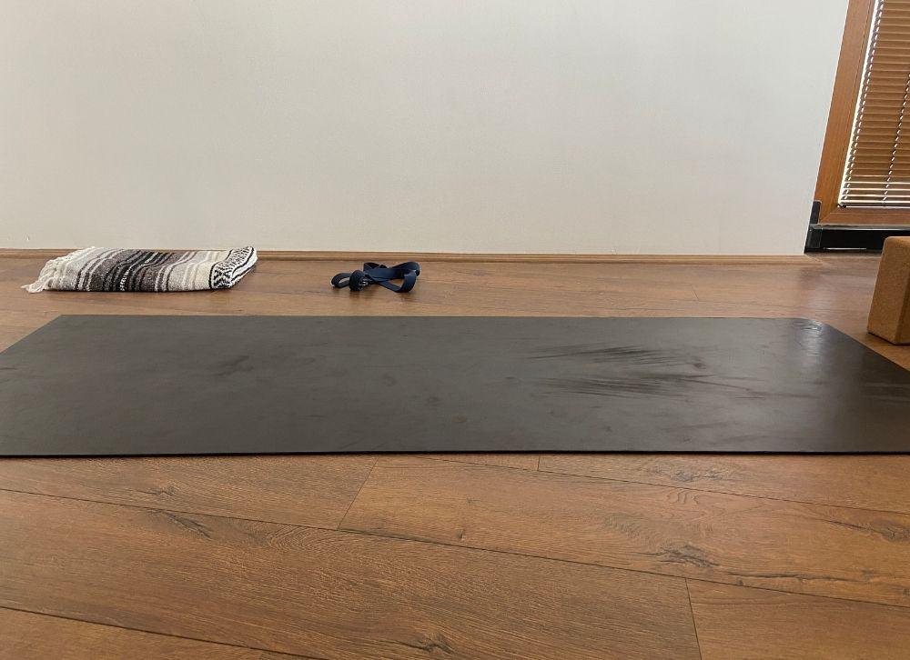 lululemon reversible mat